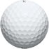 Pro v1 Ball, right side