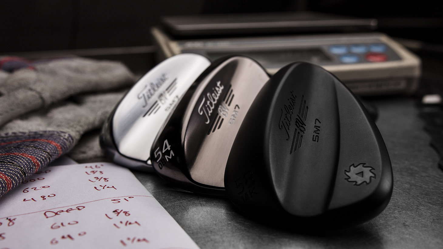 Titleist Introduces New Vokey Design SM7 Wedges - South East Asia