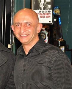 David Cowasji