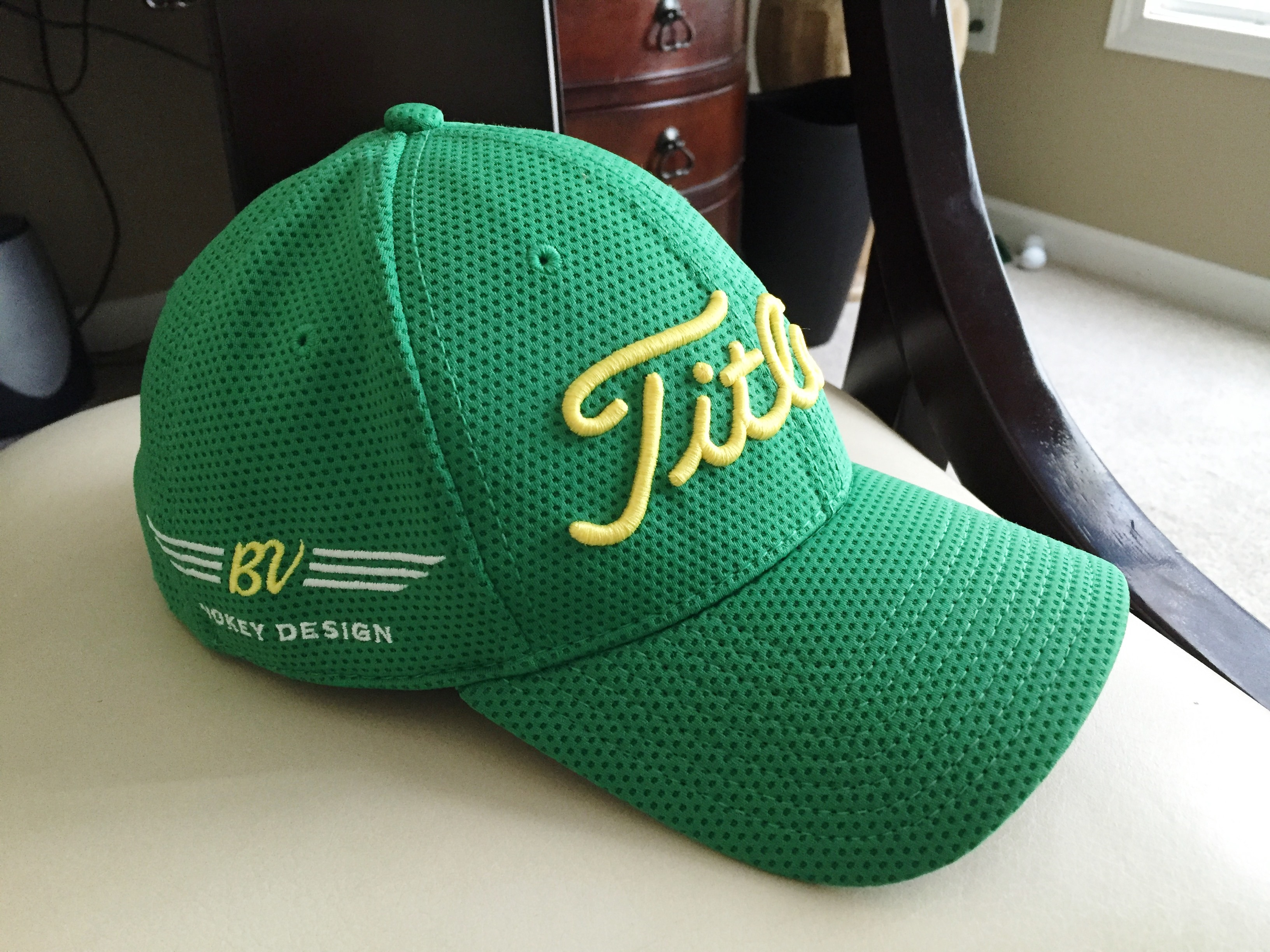 Mine favorite is the Titleist Masters Limited Edition Vokey New Era Hat. a75156151f8