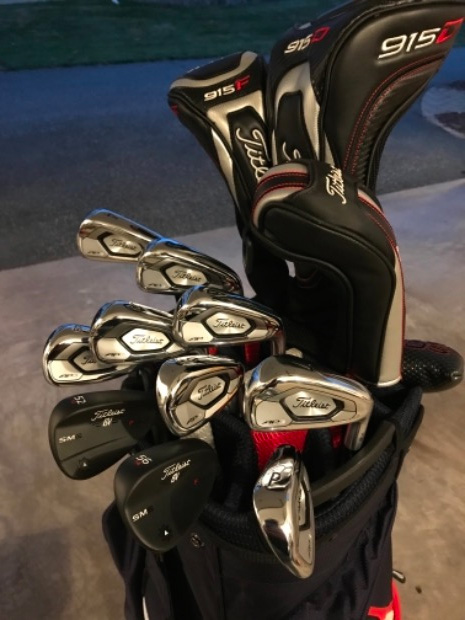 New AP3's - Golf Clubs - Team Titleist