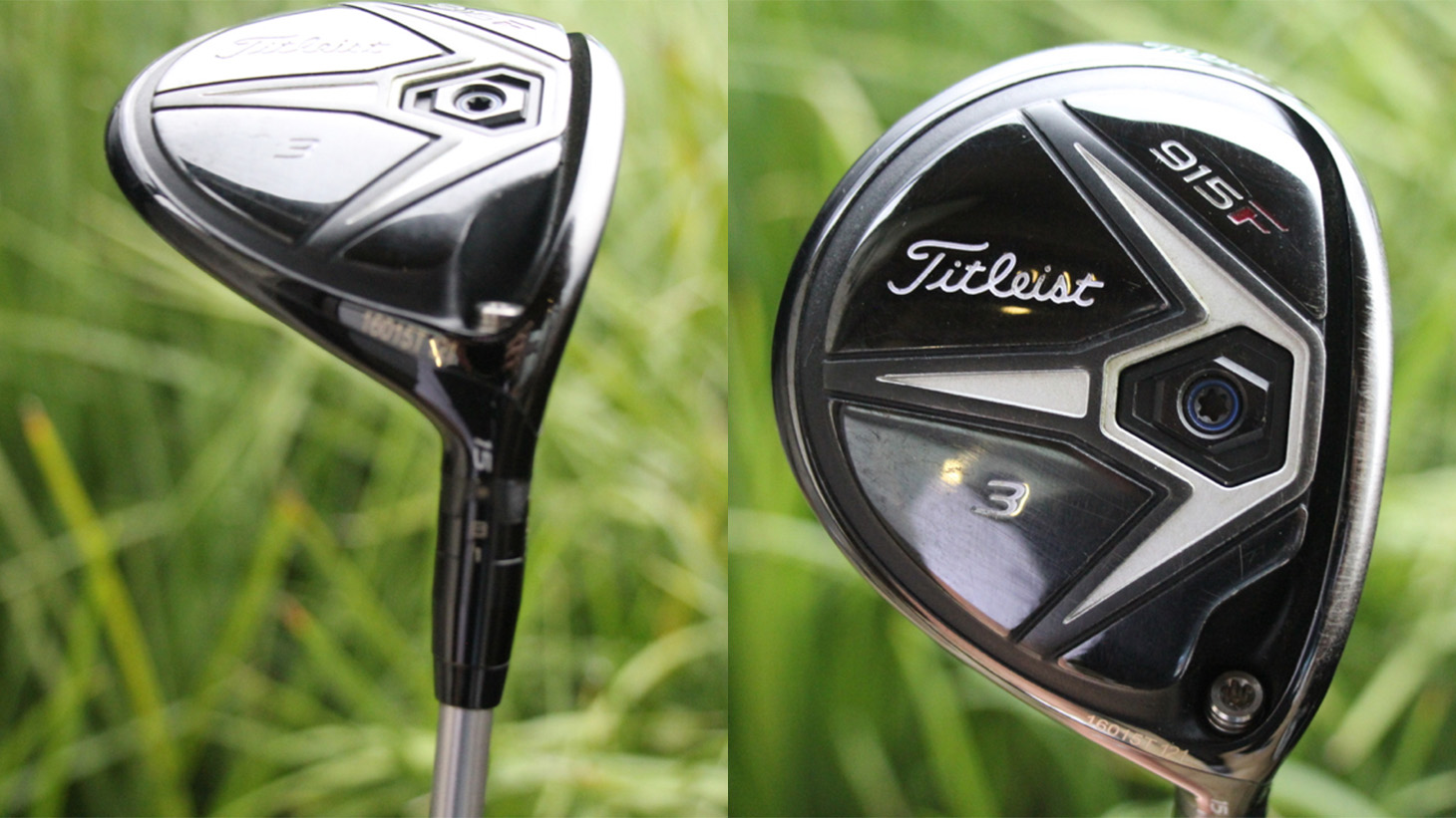 915F (15.0°) fairway metal w/Diamana ZF70 TX