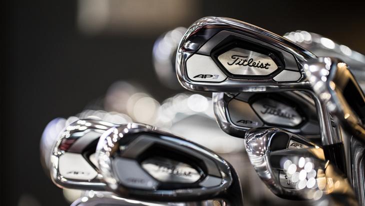 Photo Gallery: Inside the prototype Titleist 718 Tour
