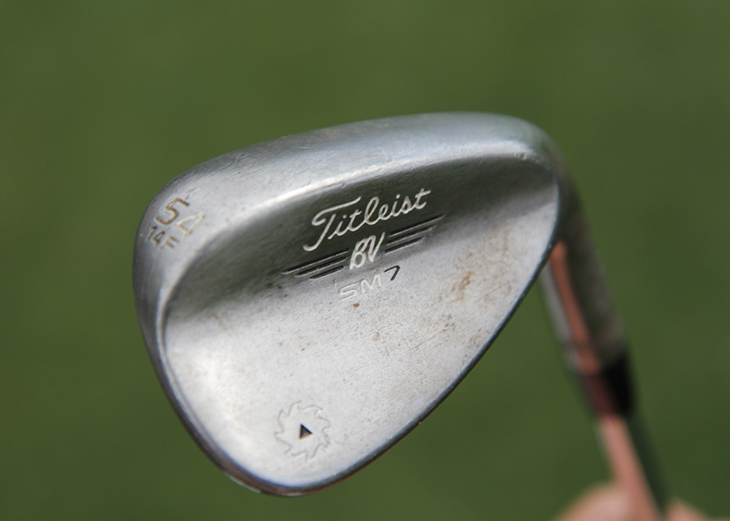Webb only carries two wedges, this Vokey Design...