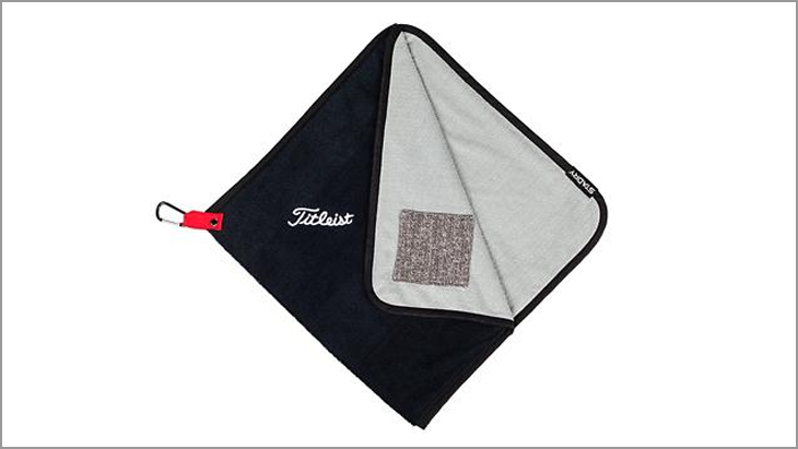 "The NEW STADRY Performance Towel measures 17""..."