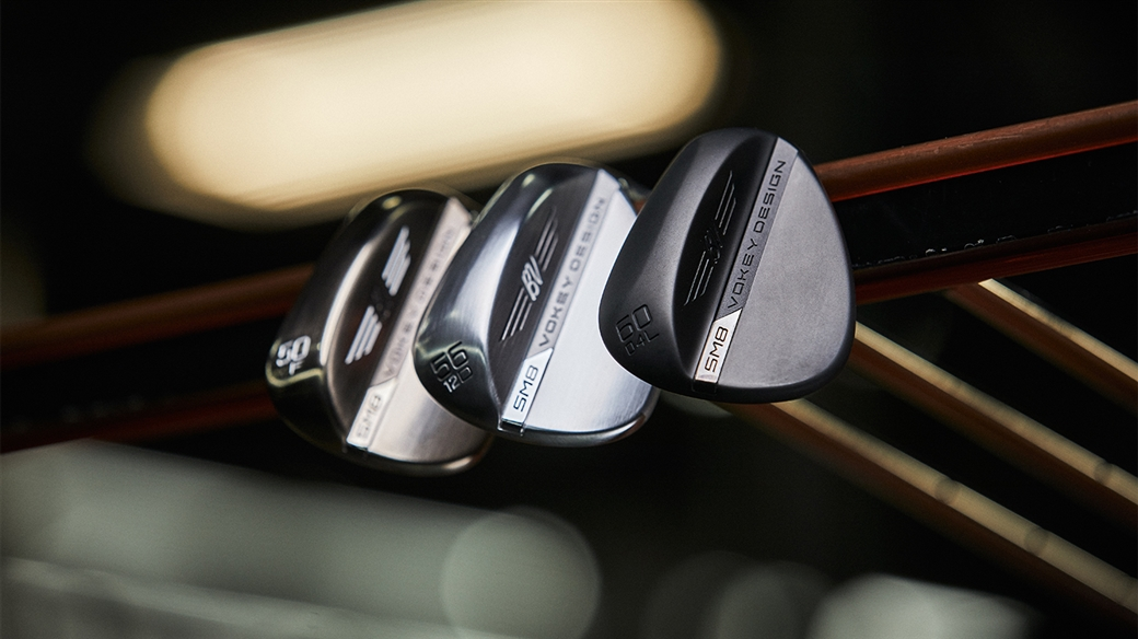 Vokey Design SM8 Wedges