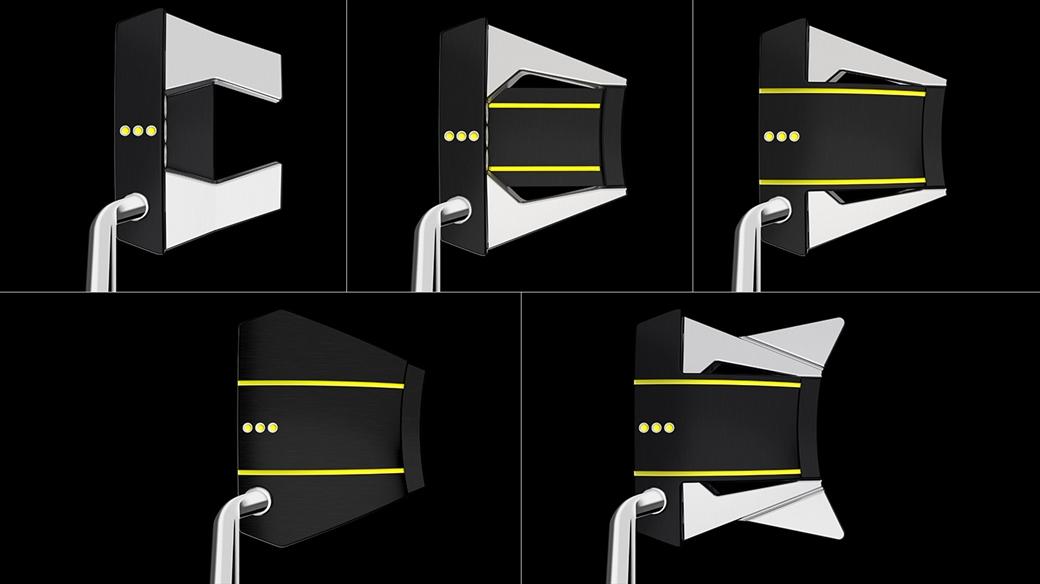 Scotty Cameron Introduces New Phantom X Putter Line - South