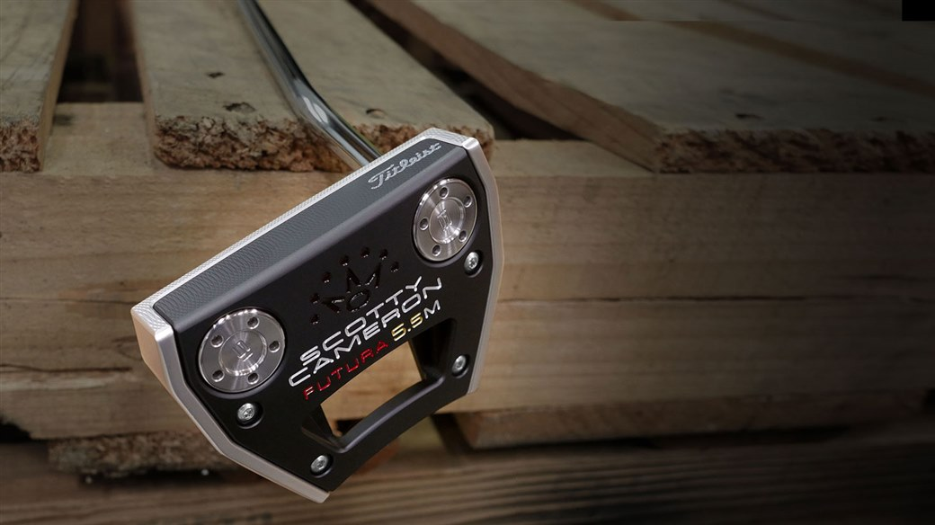 Scotty Cameron Futura 5.5
