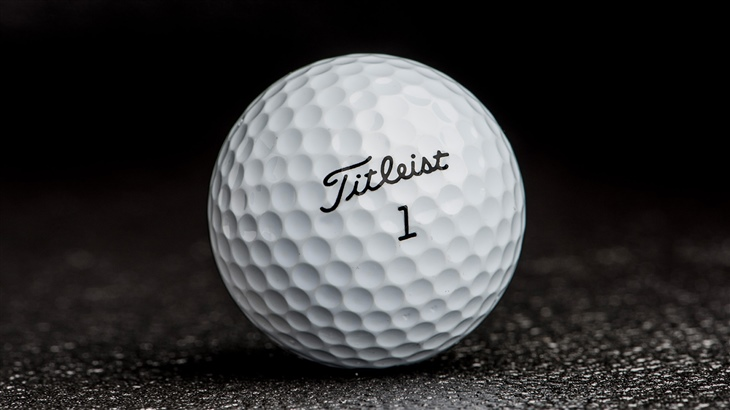 Exploring the Titleist Pro V1 archive