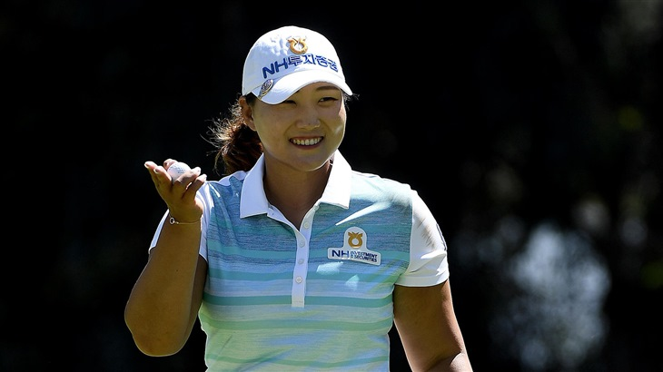 Mirim Lee Equals Tournament Record to Capture Kia LPGA Classic