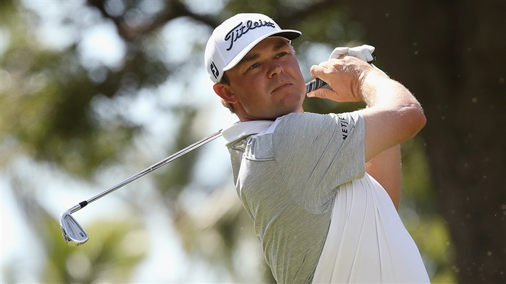 The Winning Setup: Patton Kizzire at the Sony Open in Hawaii