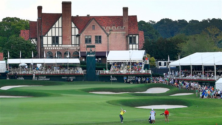 #1 Ball at the 2017 TOUR Championship: Facts, Figures and Social Buzz