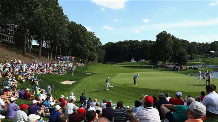 #1 Ball at the 2017 Travelers Championship: Facts, Figures and Social Buzz